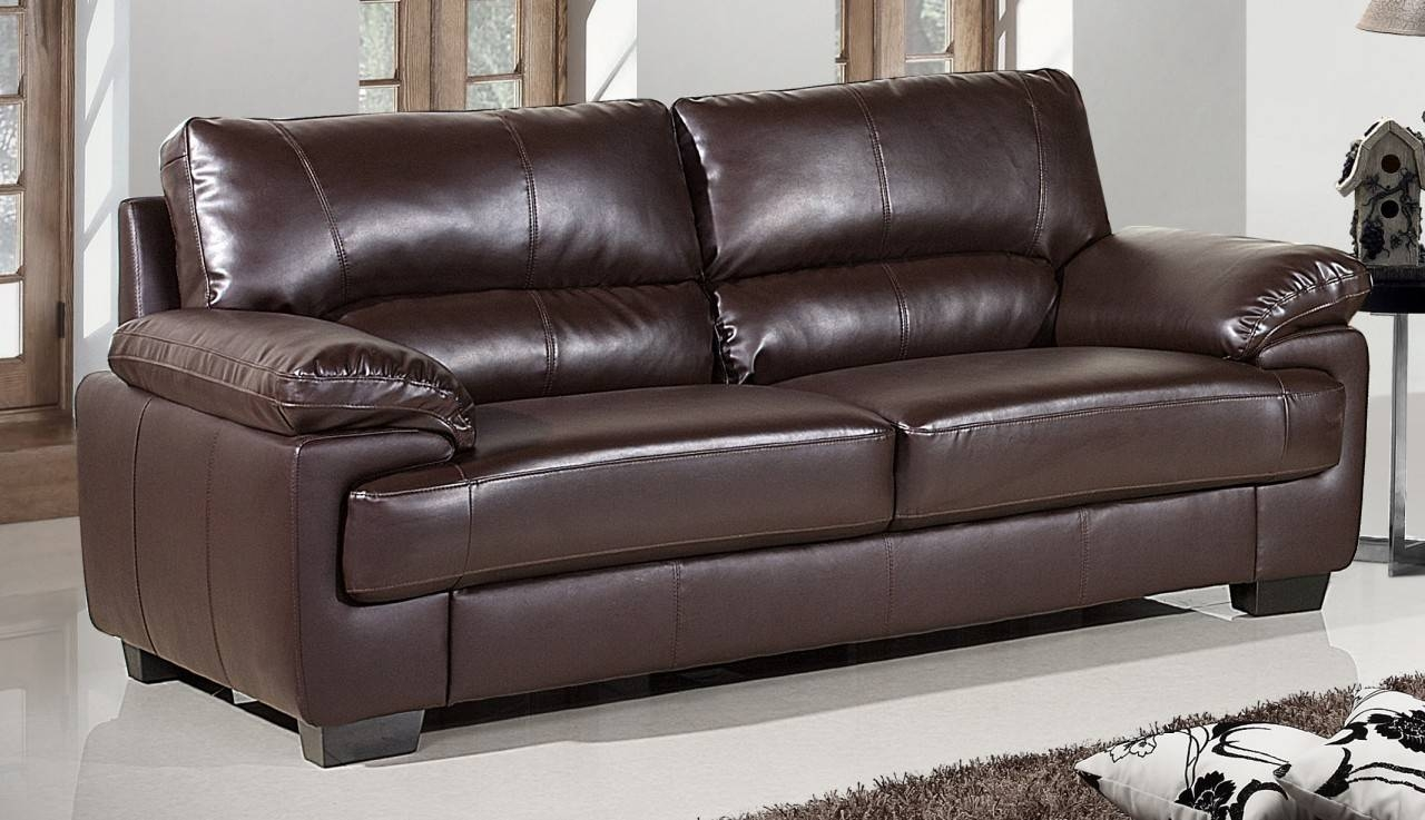 Brown Leather Sofas This Winter Season – Designinyou in Leather Sofas (Image 5 of 30)