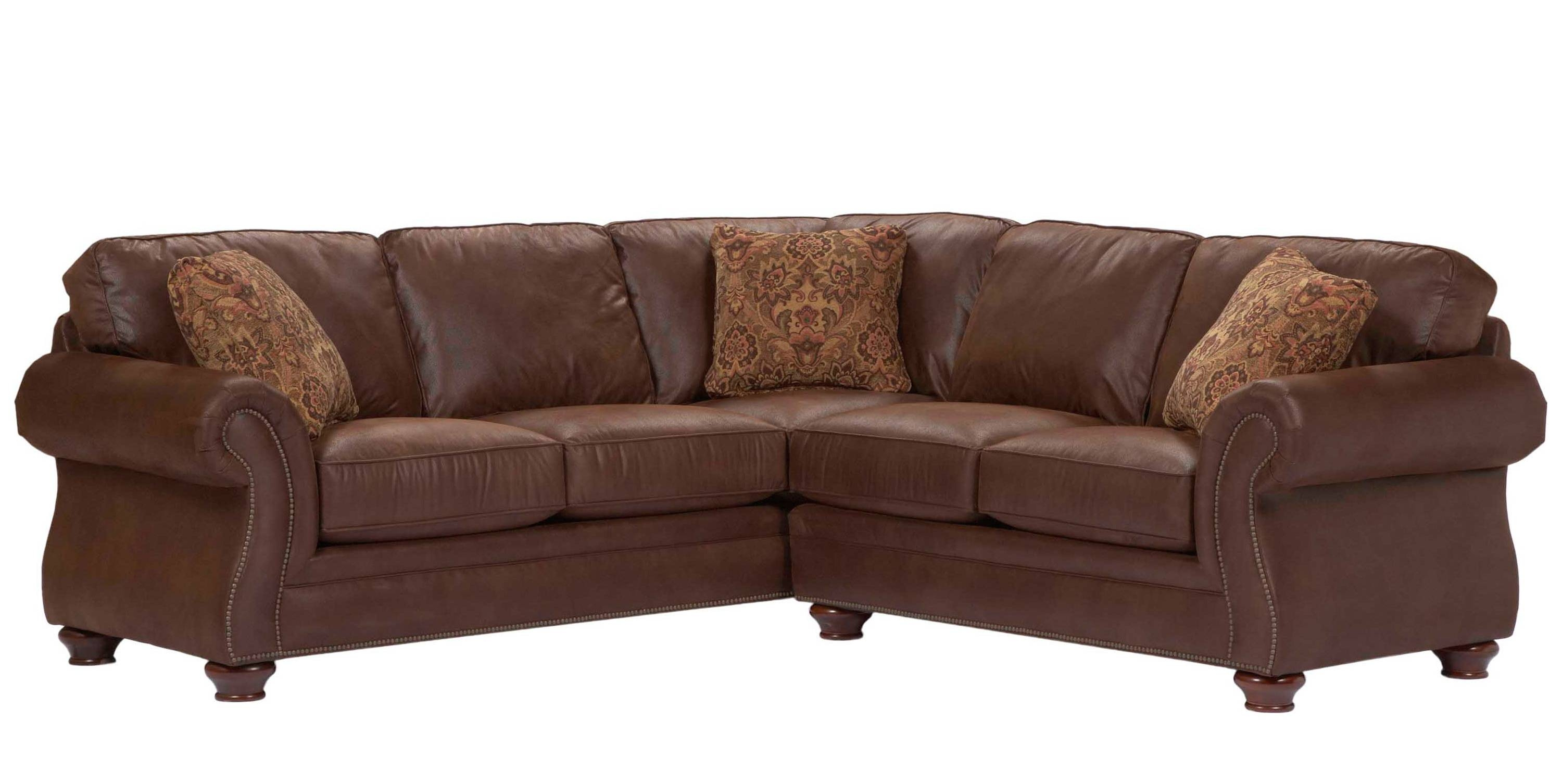 Broyhill Laramie Sectional 5080-1Q/5080-4Q pertaining to Broyhill Sectional Sofas (Image 16 of 30)