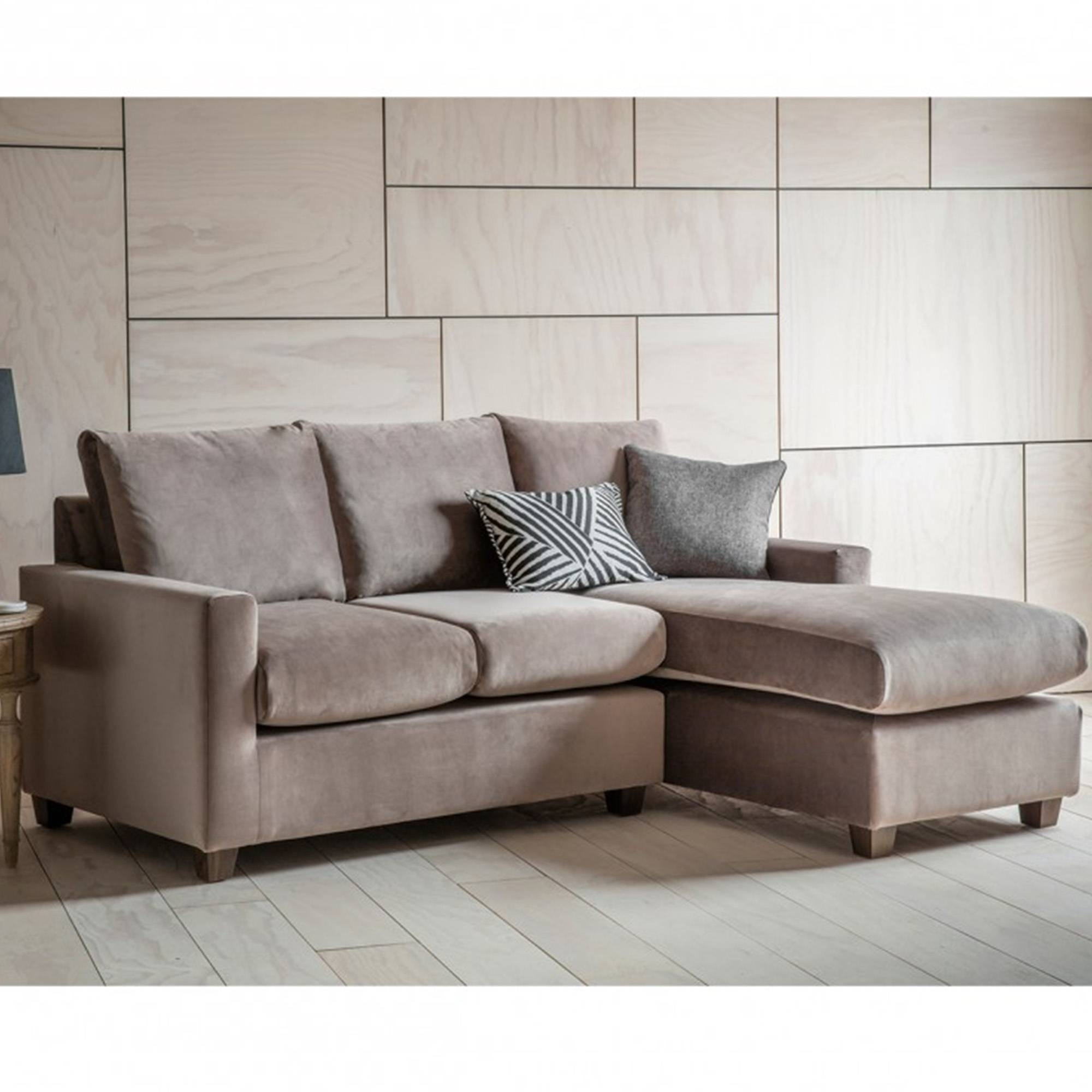 Brussels Taupe Stratford Lh Chaise Sofa | Seating Online From in Stratford Sofas (Image 3 of 30)