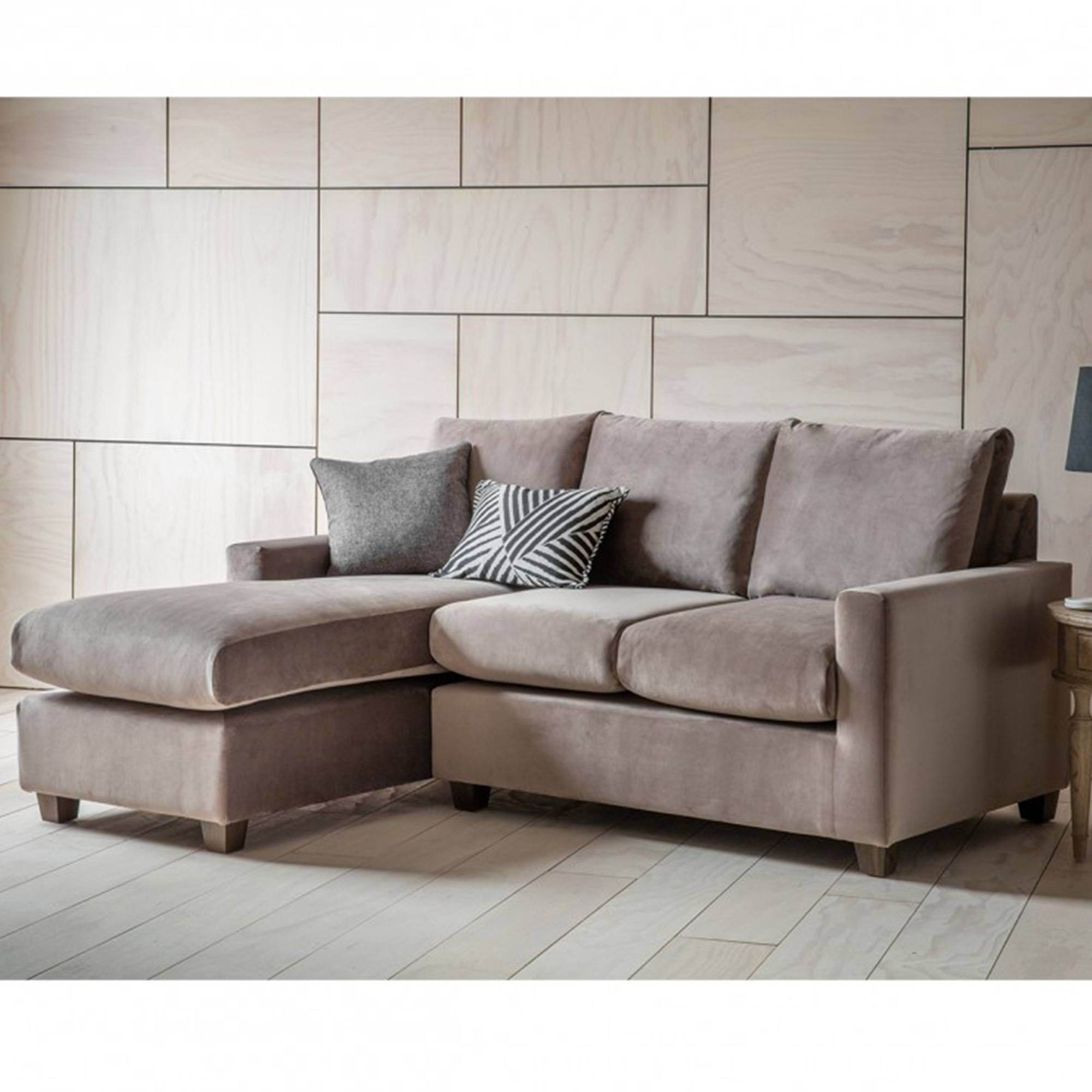 Brussels Taupe Stratford Rh Chaise Sofa | Seating Online From pertaining to Stratford Sofas (Image 4 of 30)