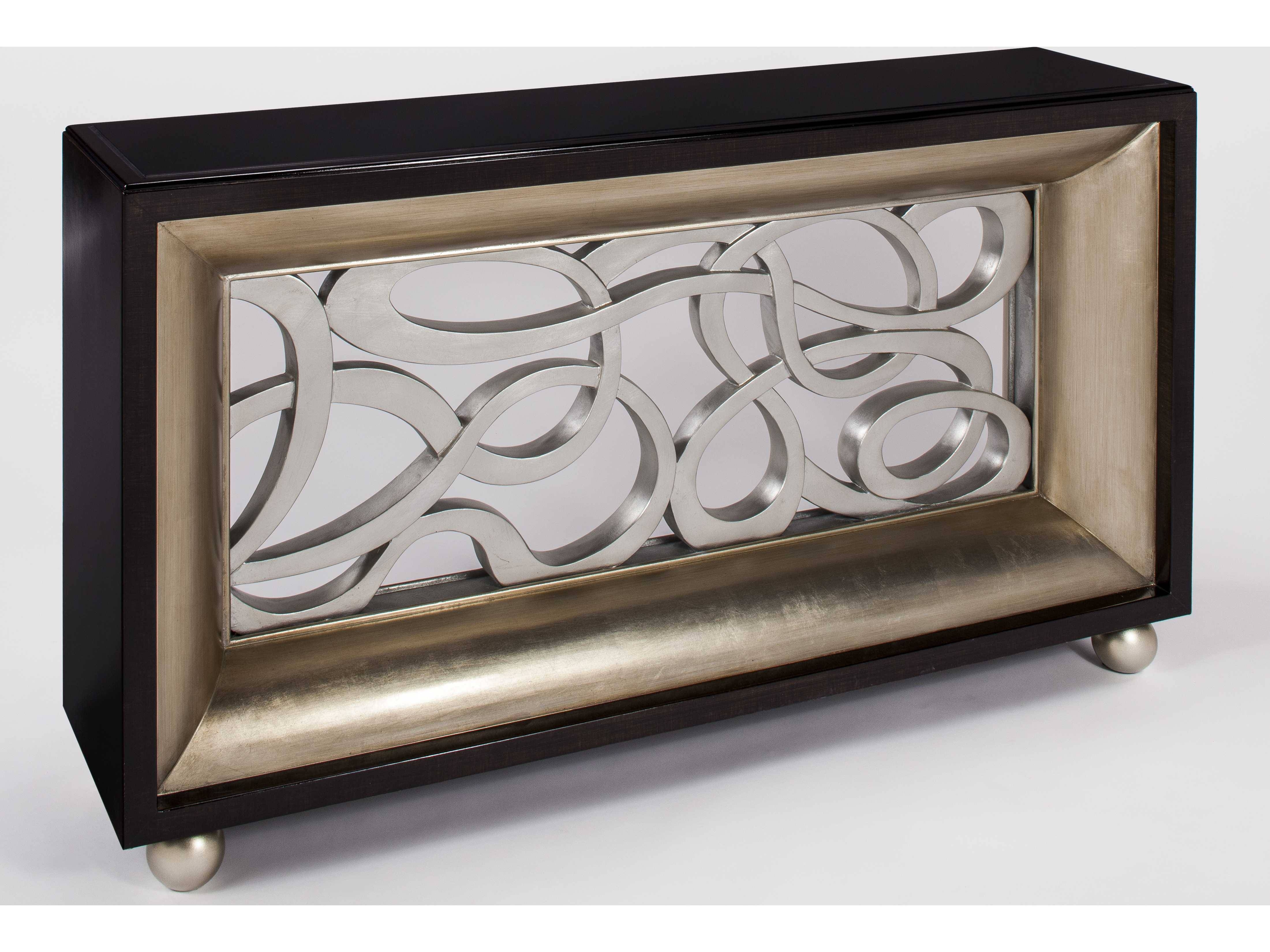 Buffet Server Tables & Sideboards For Sale | Luxedecor in Metal Sideboards (Image 2 of 30)
