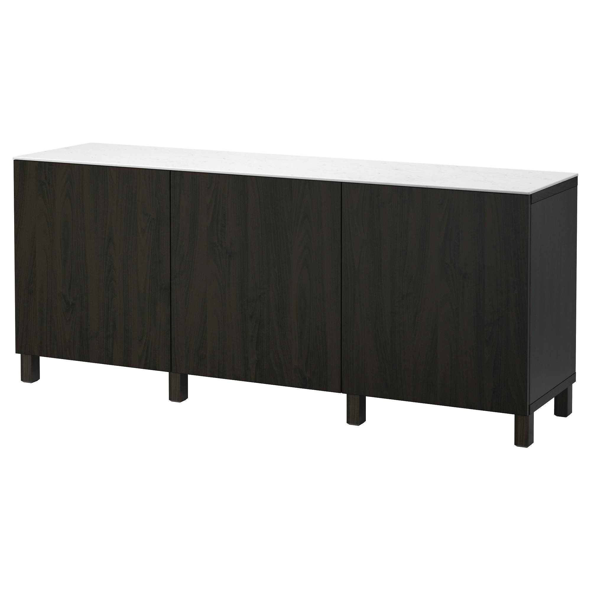 Buffet Tables & Sideboards - Ikea with regard to Black And Silver Sideboards (Image 8 of 30)