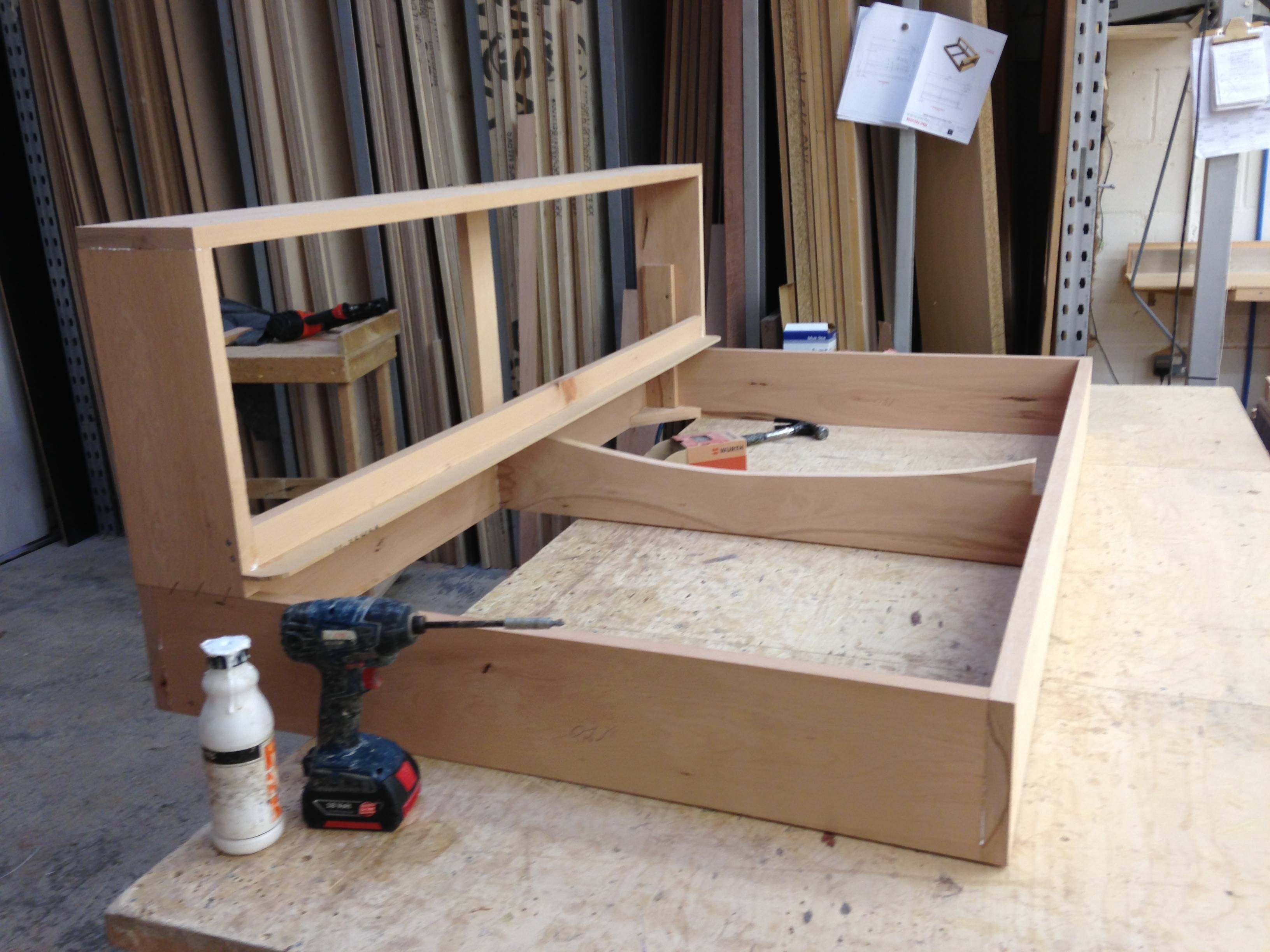 Build A Sofa intended for Diy Sofa Frame (Image 10 of 30)