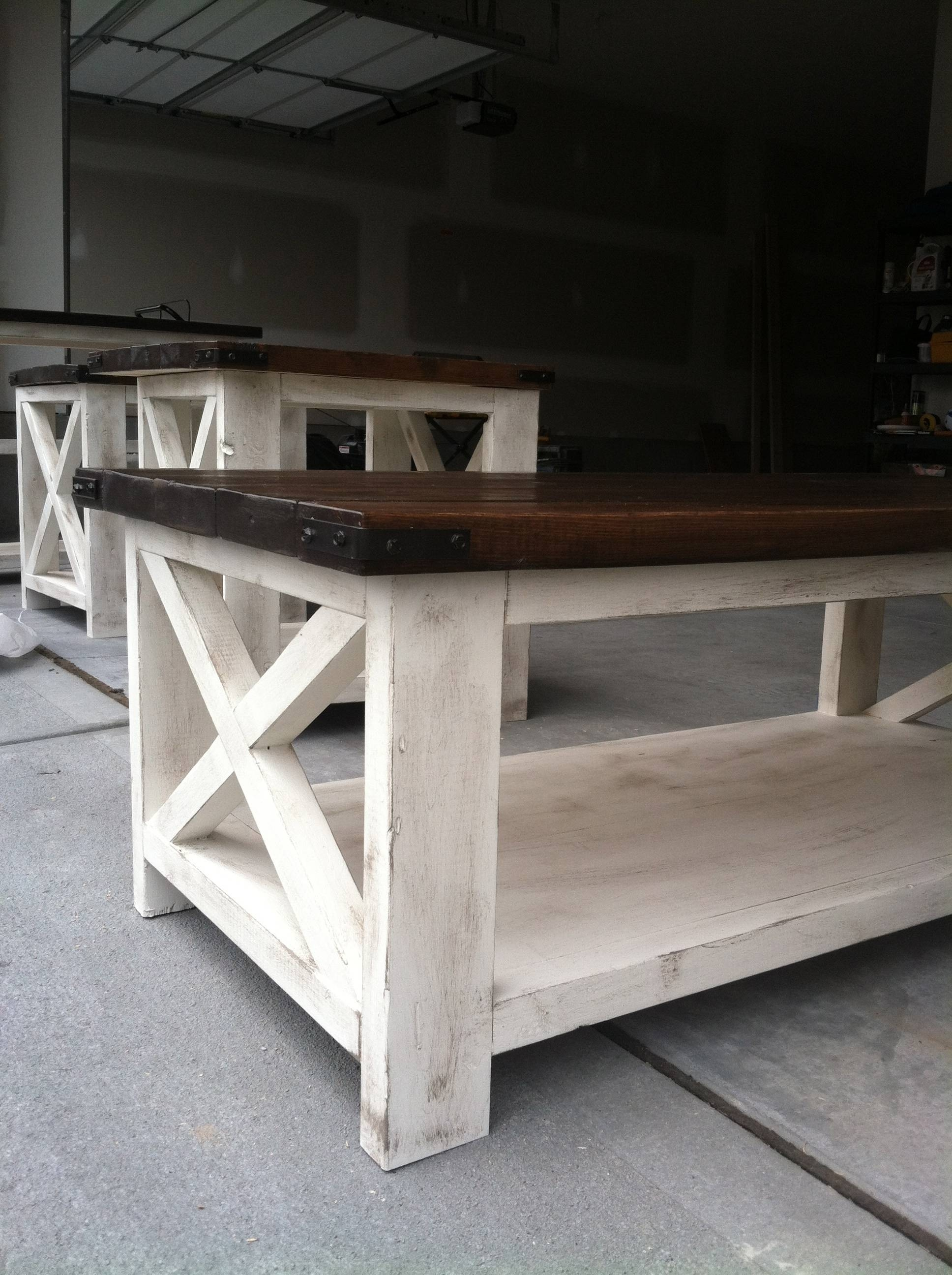 Build Your Own Coffee Table Ana White | Coffee Tables Decoration with Rustic Storage Diy Coffee Tables (Image 4 of 30)