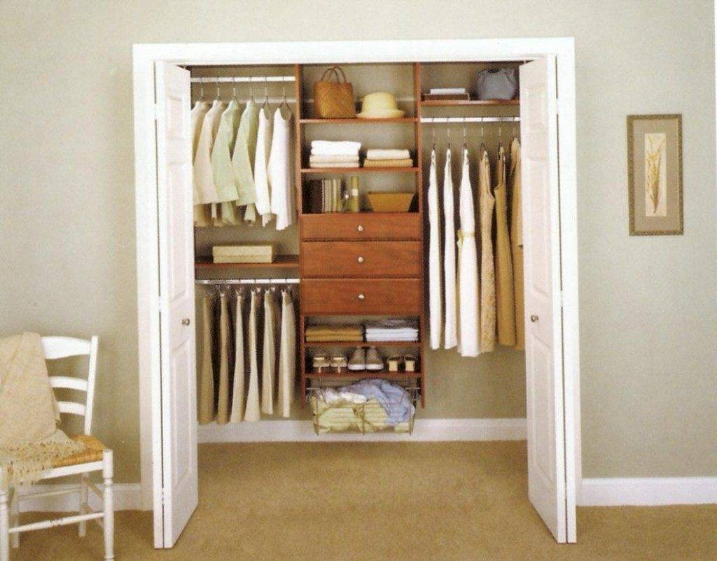 Built In Wardrobes For Small Gallery Including Bedroom Closet For Old Fashioned Wardrobes (View 8 of 15)