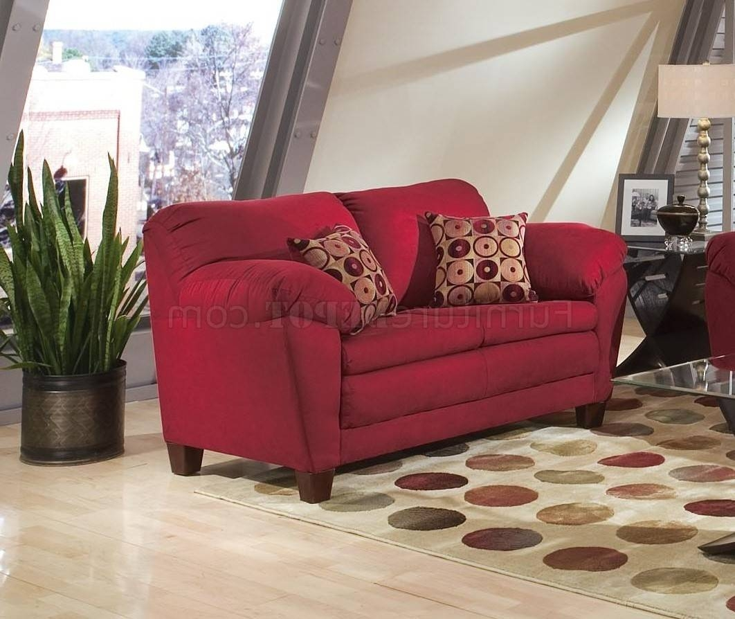 Burgundy And Gray Bedroom Black Medium Size Armchair Leather Sofa throughout Black Oval Coffee Table (Image 2 of 30)