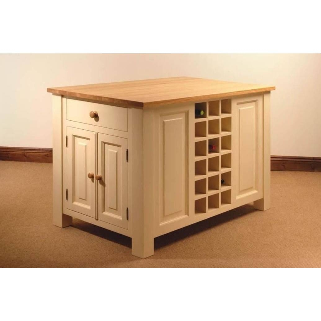 Butcher Block Island - Freestanding Islands - Bestbutchersblock for Free Standing Kitchen Sideboards (Image 4 of 30)