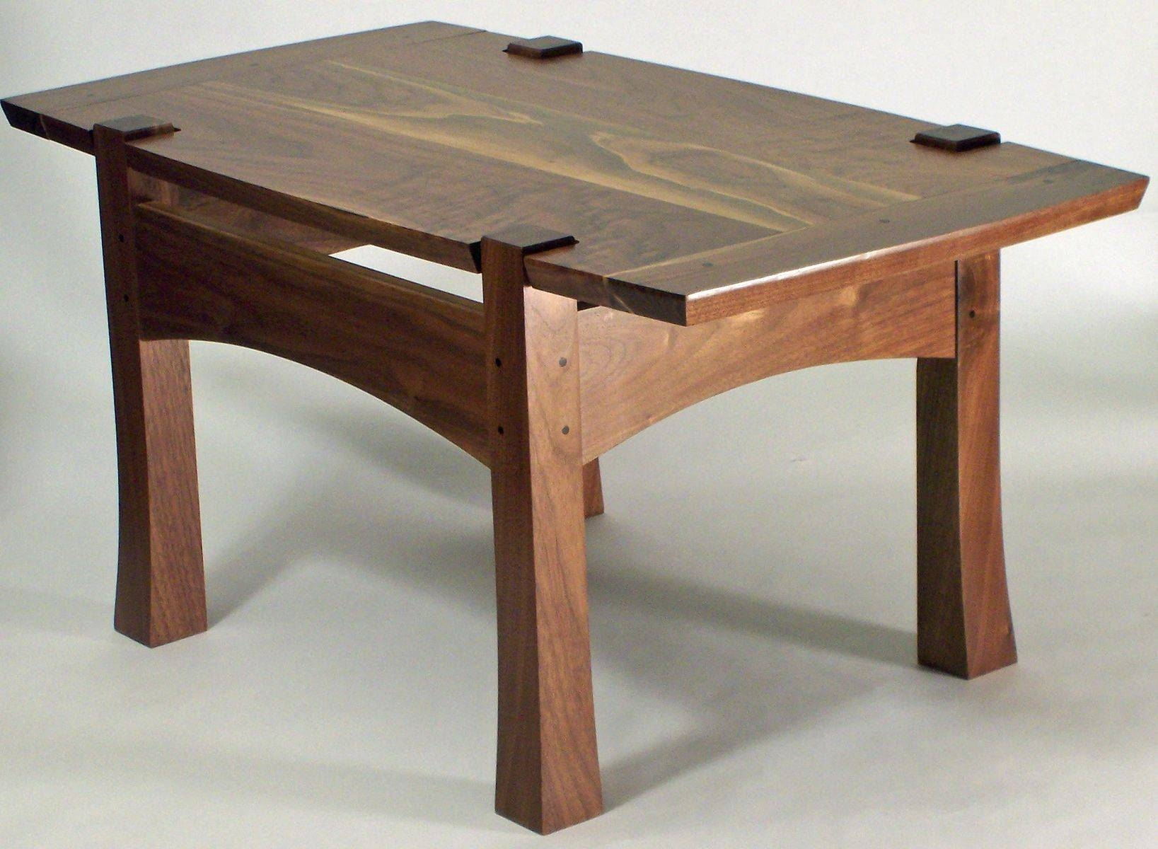 Buy A Custom Made Asian Inspired Side Table, Made To Order From for Asian Coffee Tables (Image 7 of 30)