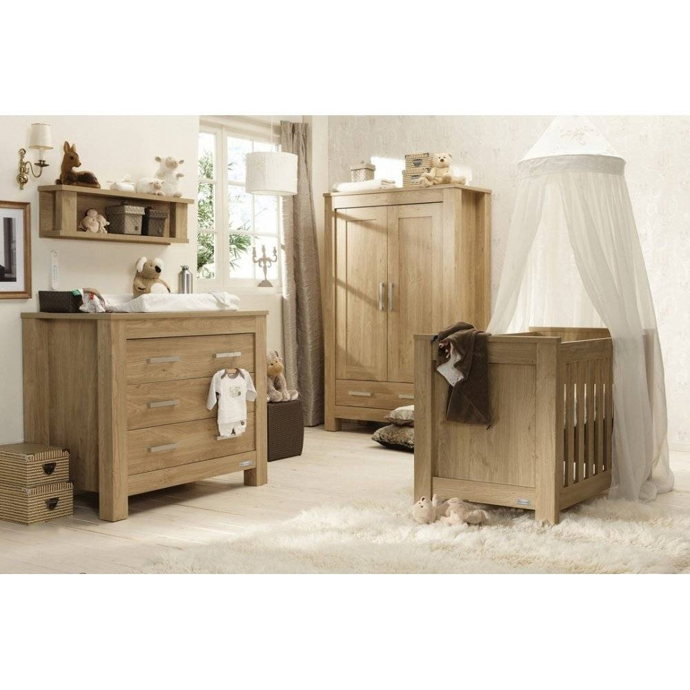 Buy Babystyle Bordeaux Wardrobe | Baby Nursery Furniture | Buggybaby pertaining to Bordeaux Wardrobes (Image 12 of 15)
