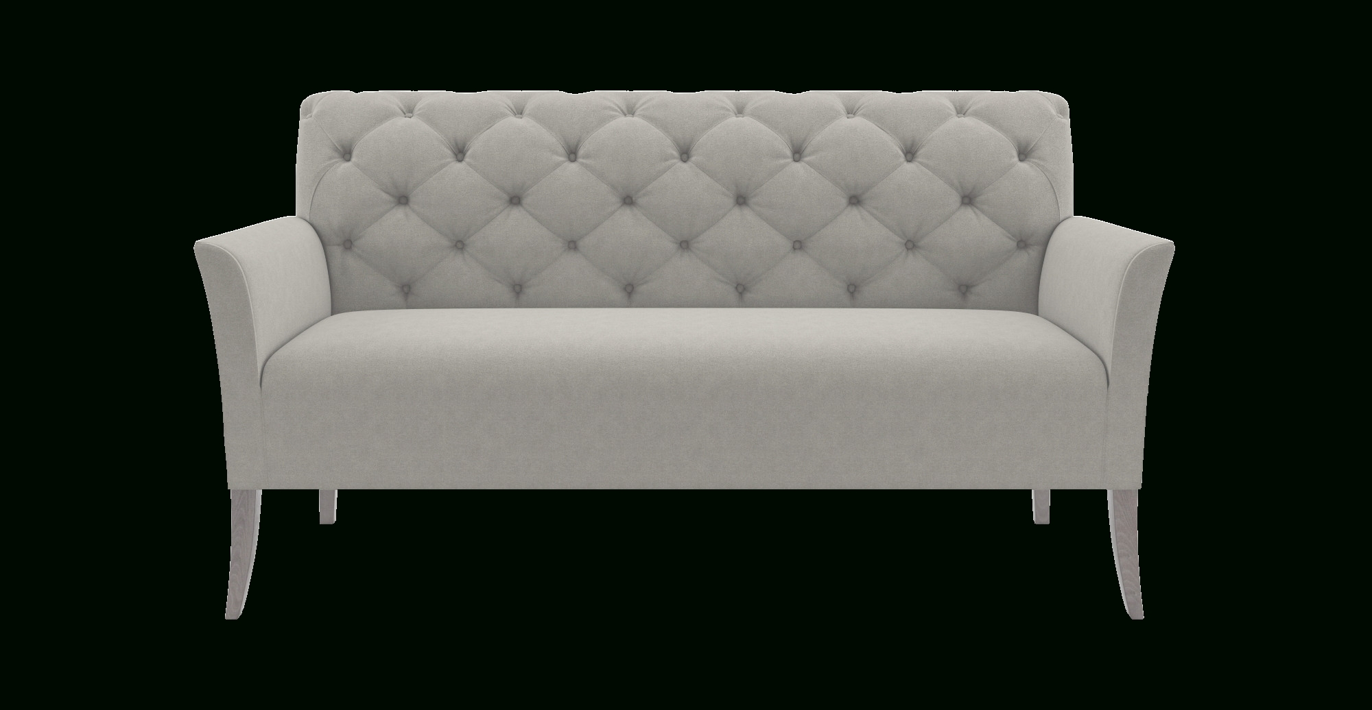 Buy Beaudan 2 Seater Sofa Online - Brosa for Two Seater Chairs (Image 2 of 30)