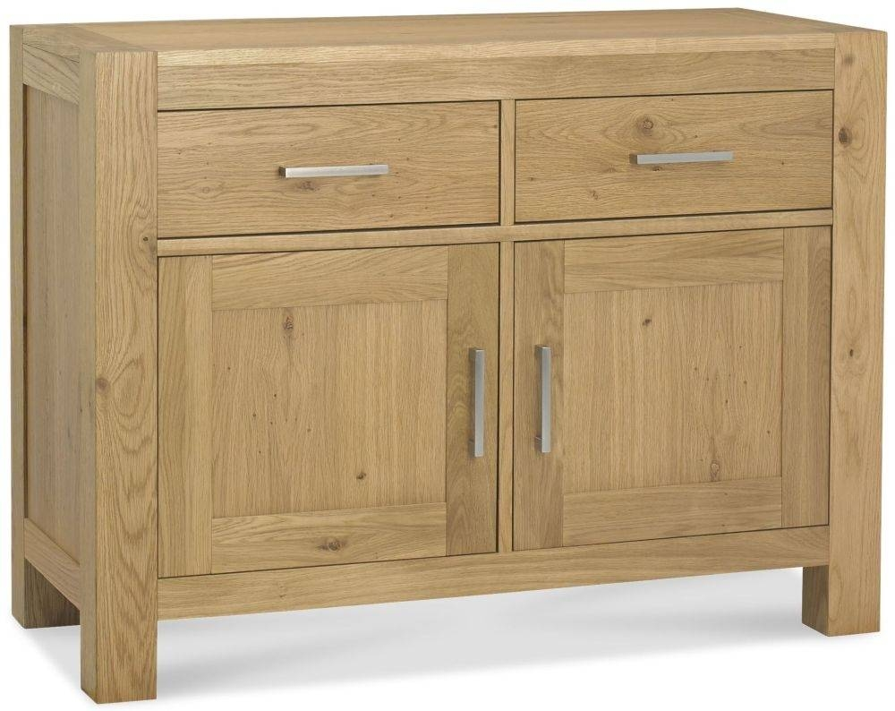 Buy Bentley Designs Turin Light Oak Sideboard - Narrow Online - Cfs Uk with Light Oak Sideboards (Image 2 of 30)
