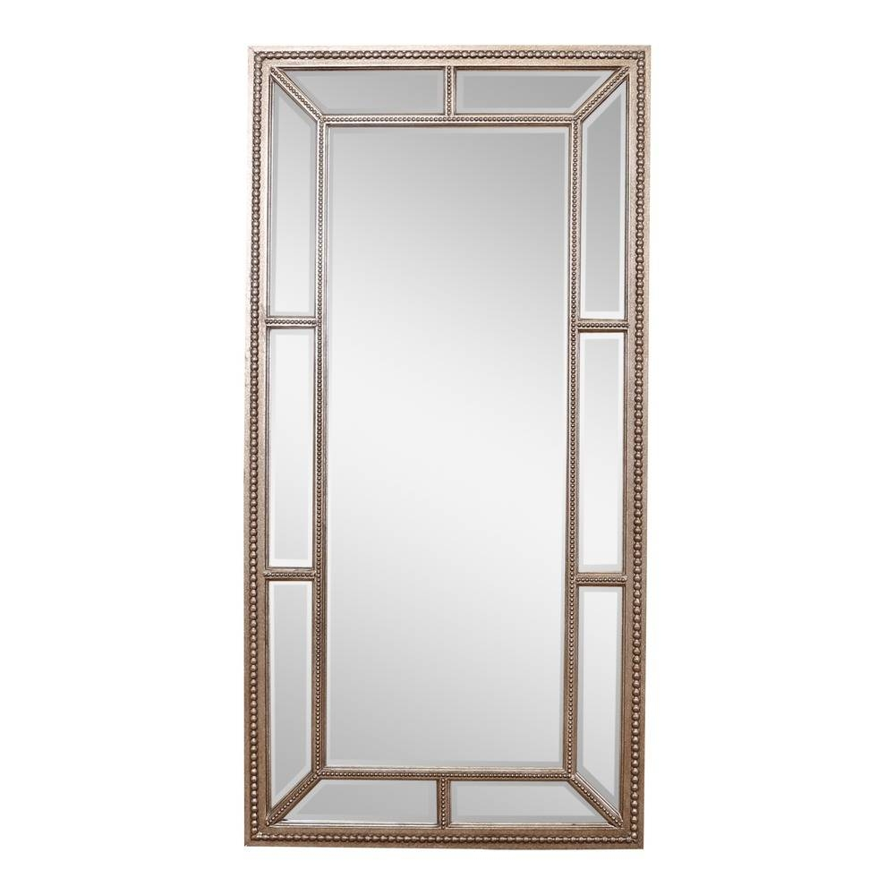 Buy Lawson Pewter Finish Large Mirror | Select Mirrors pertaining to Large Pewter Mirrors (Image 4 of 25)