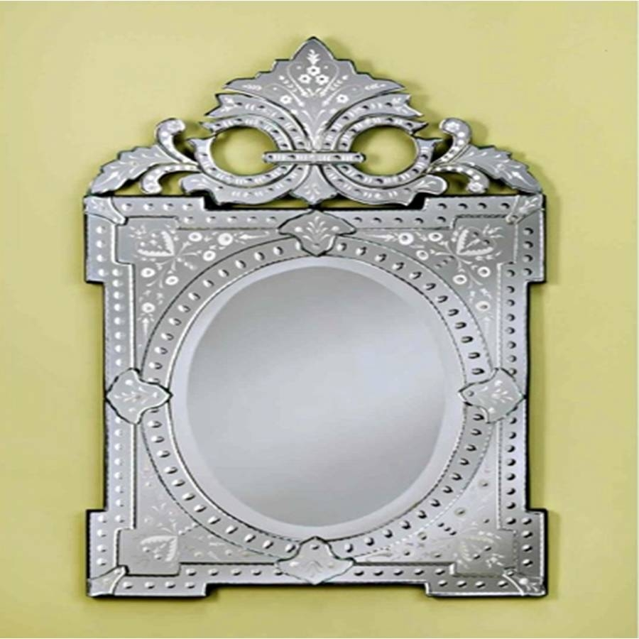 Buy Mirror Online | Bathroom Mirrors In India - Mirrorkart in Modern Venetian Mirrors (Image 6 of 25)