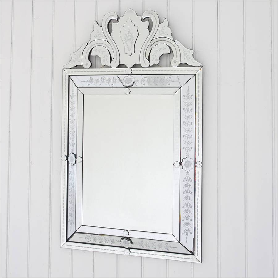 Buy Mirror Online | Bathroom Mirrors In India - Mirrorkart in Modern Venetian Mirrors (Image 5 of 25)
