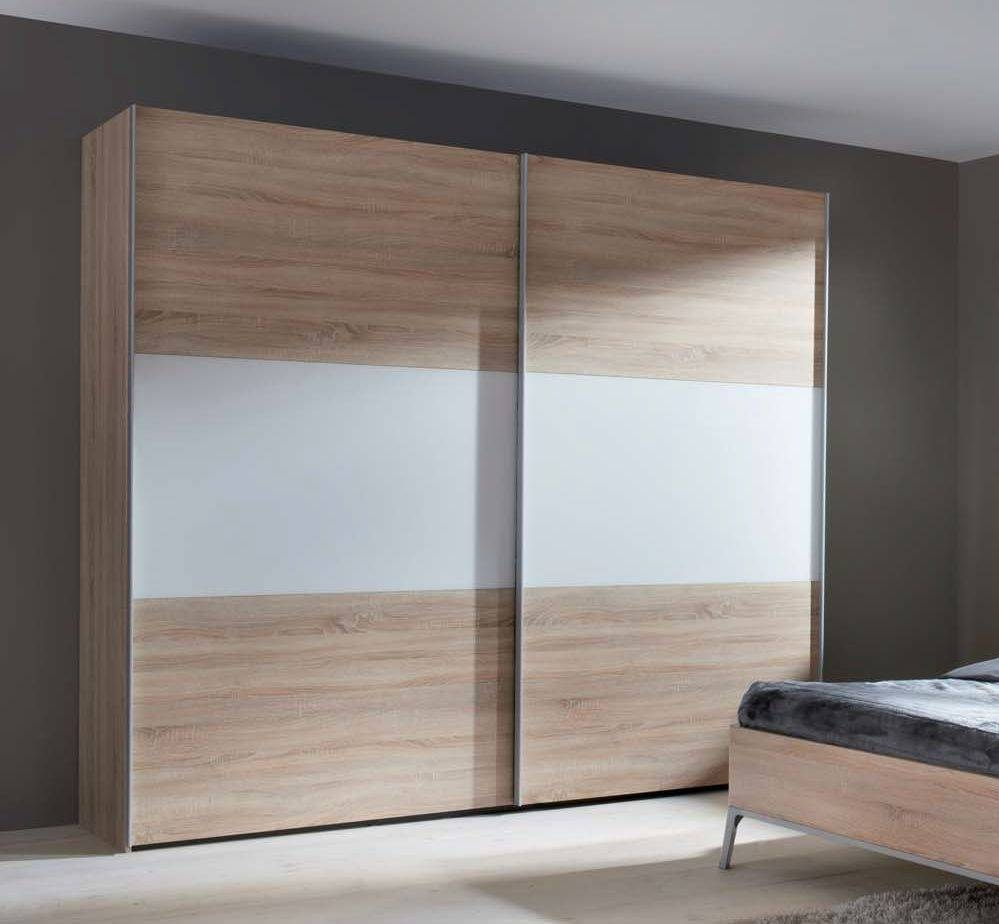 Buy Nolte Velia 1B Sliding Wardrobe Online - Cfs Uk within High Gloss Sliding Wardrobes (Image 3 of 15)