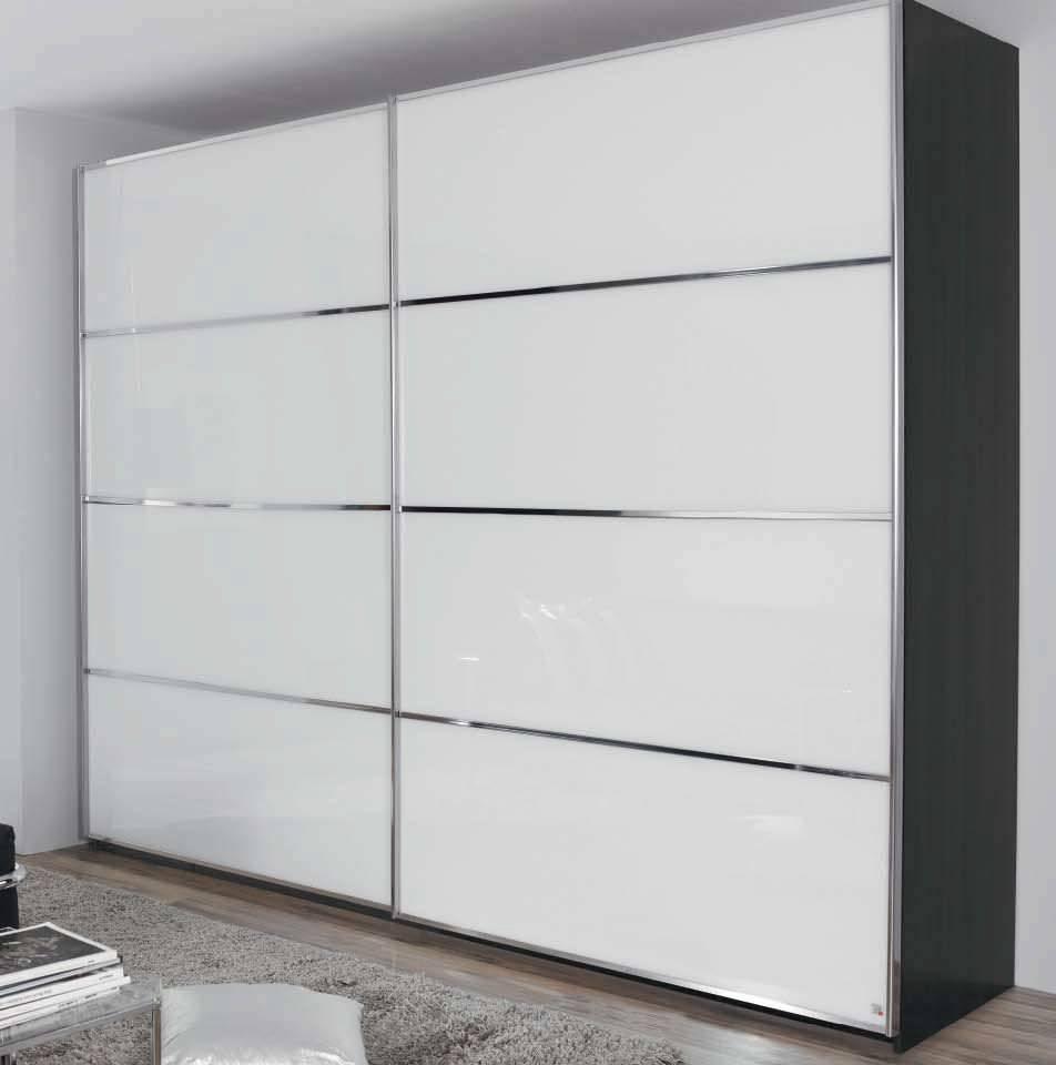 Buy Rauch Sandrin Sliding Wardrobe Online - Cfs Uk with regard to Rauch Wardrobes (Image 4 of 15)