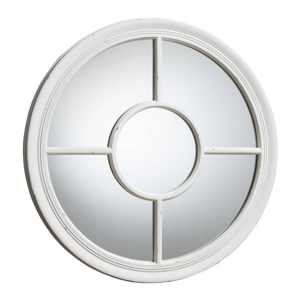 Buy Round Mirror: Somerford Mirror | Select Mirrors pertaining to Black Round Mirrors (Image 7 of 25)