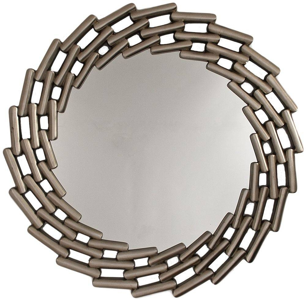 Buy Rv Astley Round Mirror - Antique Silver Finish Online - Cfs Uk with regard to Antique Round Mirrors (Image 7 of 25)