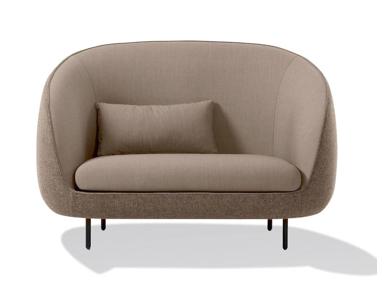 Buy The Fredericia Haiku Two Seater Sofa At Nest.co.uk regarding Two Seater Chairs (Image 5 of 30)