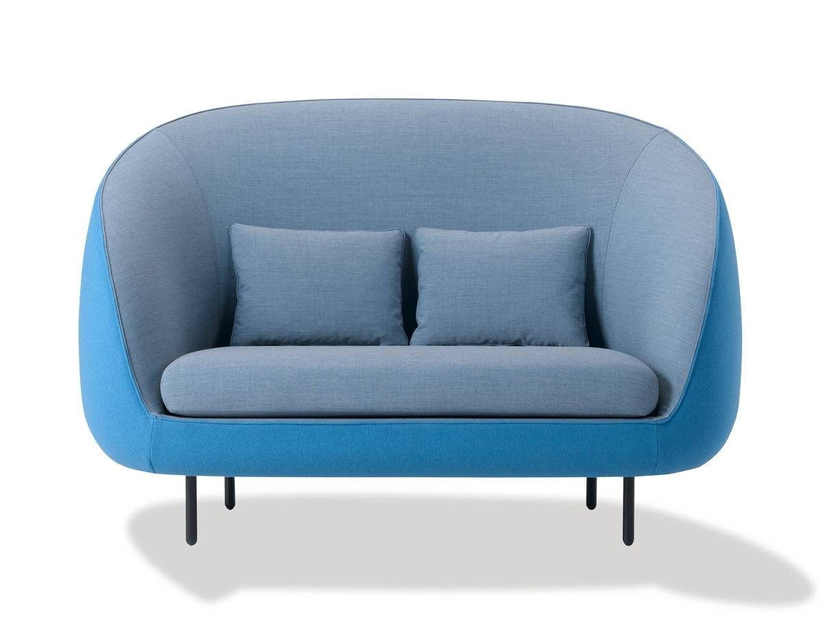 Buy The Fredericia Haiku Two Seater Sofa At Nest.co.uk regarding Two Seater Sofas (Image 6 of 30)