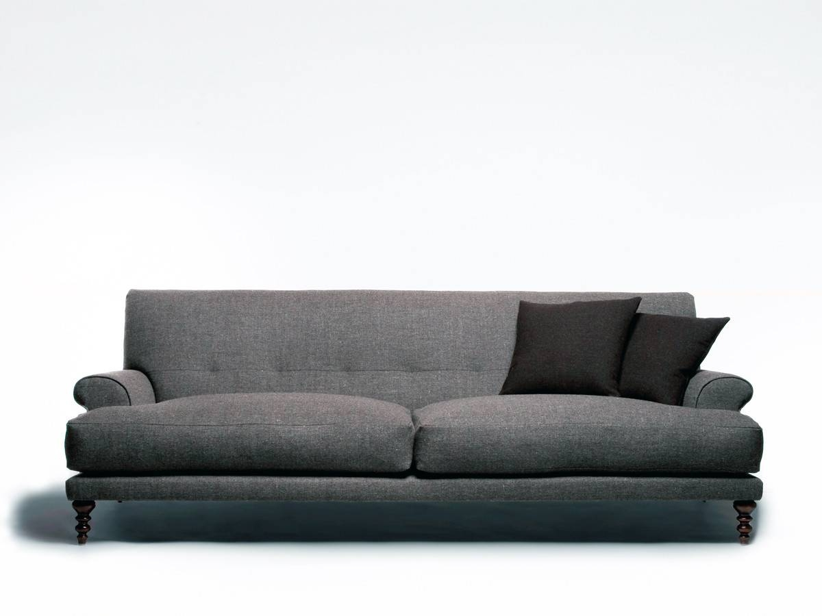 Buy The Scp Oscar Three Seater Sofa At Nest.co.uk throughout 3 Seater Sofas for Sale (Image 4 of 30)