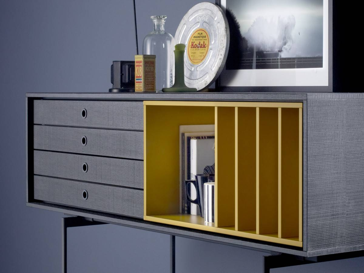 Buy The Treku Aura S8 High Sideboard At Nest.co.uk for High Sideboards (Image 5 of 30)