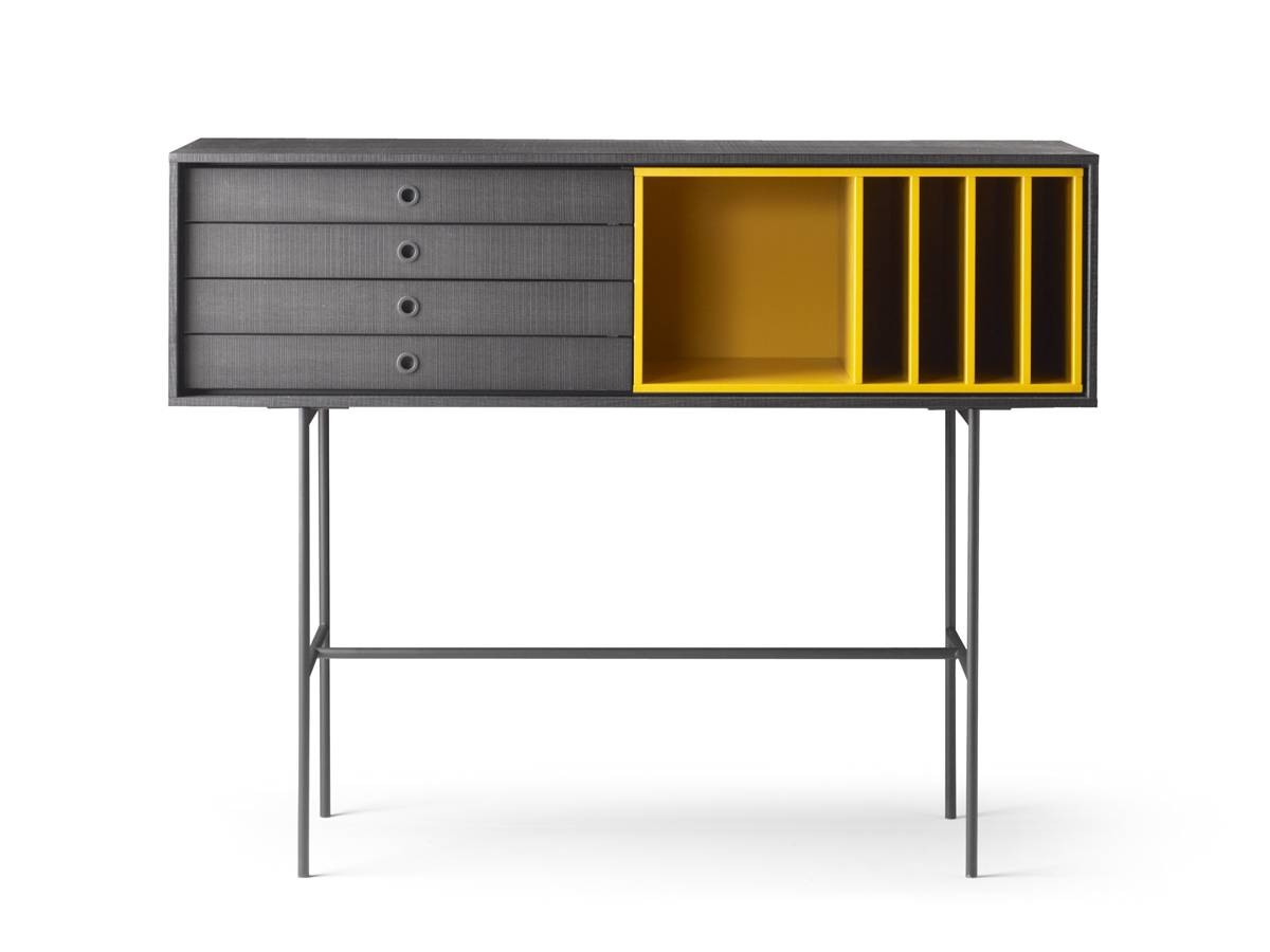 Buy The Treku Aura S8 High Sideboard At Nest.co.uk regarding High Sideboards (Image 6 of 30)