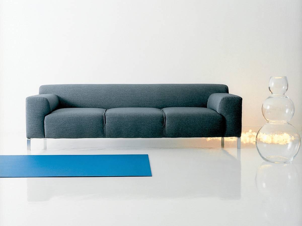 Buy The Zanotta 1323 Greg Three Seater Sofa At Nest.co.uk for Three Seater Sofas (Image 11 of 30)