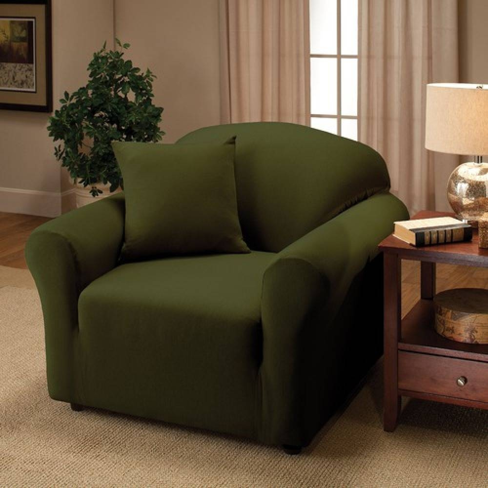 Buying Guide: The Best Slipcovers To Give Your Sofa A Fresh Look with regard to Green Sofa Chairs (Image 14 of 30)