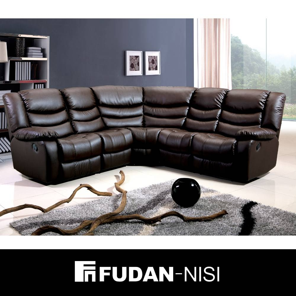 C Shaped Leather Sofa, C Shaped Leather Sofa Suppliers And within C Shaped Sofas (Image 8 of 30)