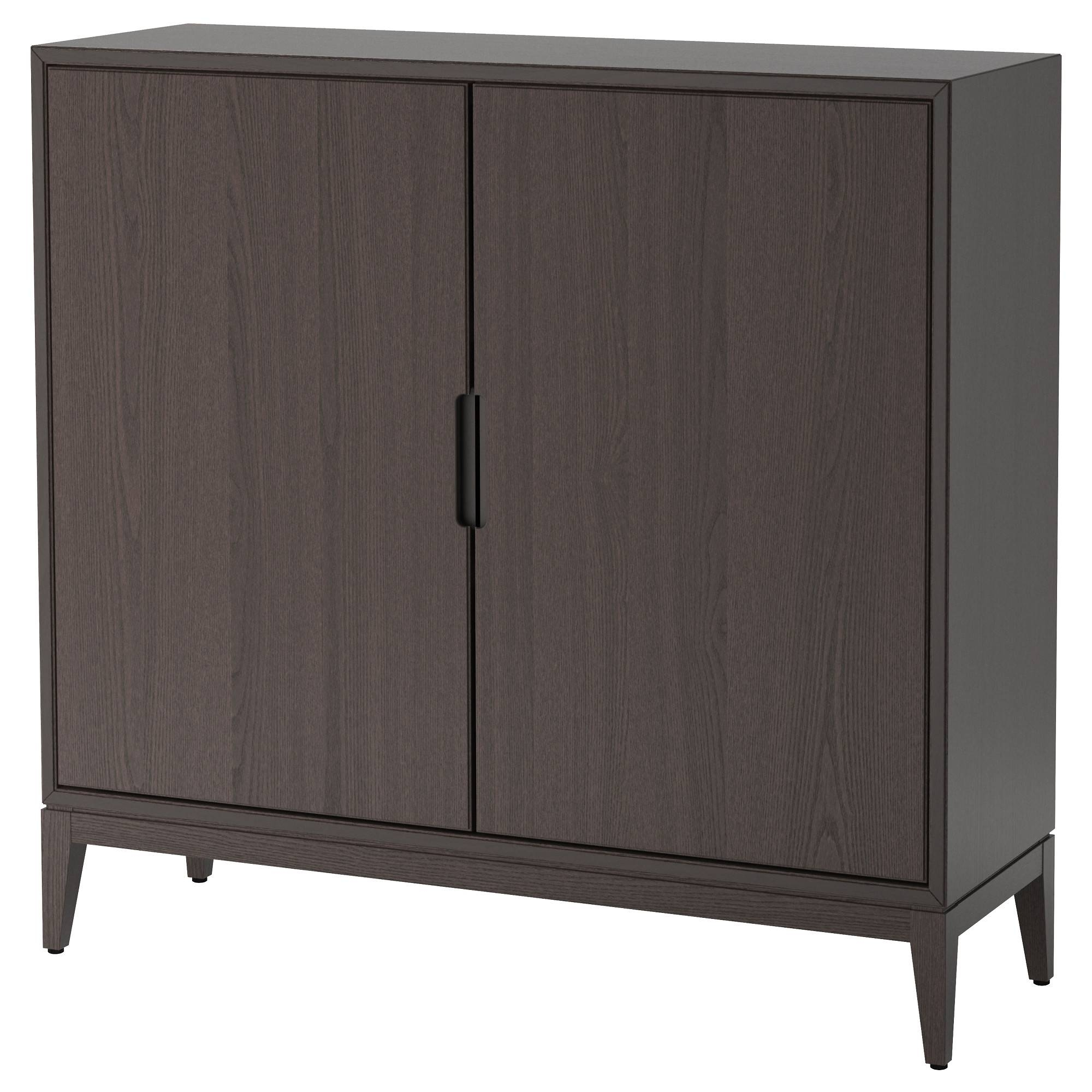Cabinets & Sideboards - Ikea with regard to Black Wood Sideboards (Image 3 of 30)