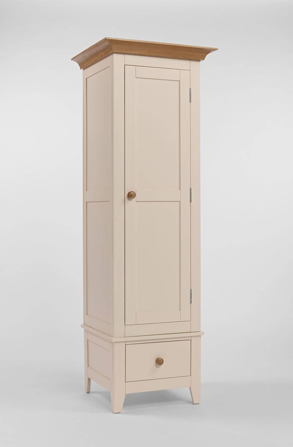 Top 15 of Pine Single Wardrobes