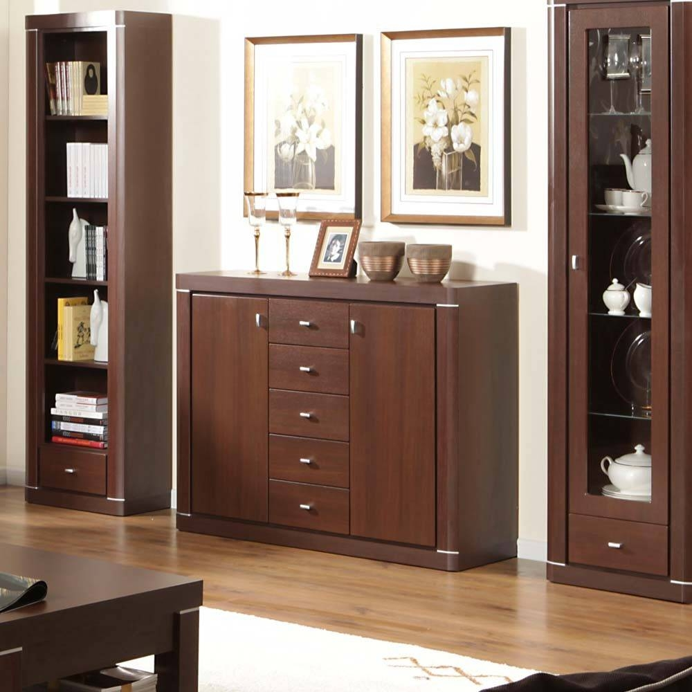 Camden Sideboards And Cabinets | Sideboards At Zurleys Uk throughout Dark Brown Sideboards (Image 5 of 30)