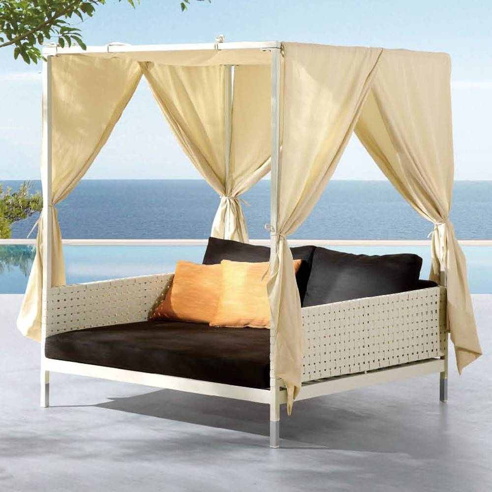 Canopy Bed Outdoor, Canopy Bed Outdoor Suppliers And Manufacturers intended for Outdoor Sofas With Canopy (Image 3 of 30)