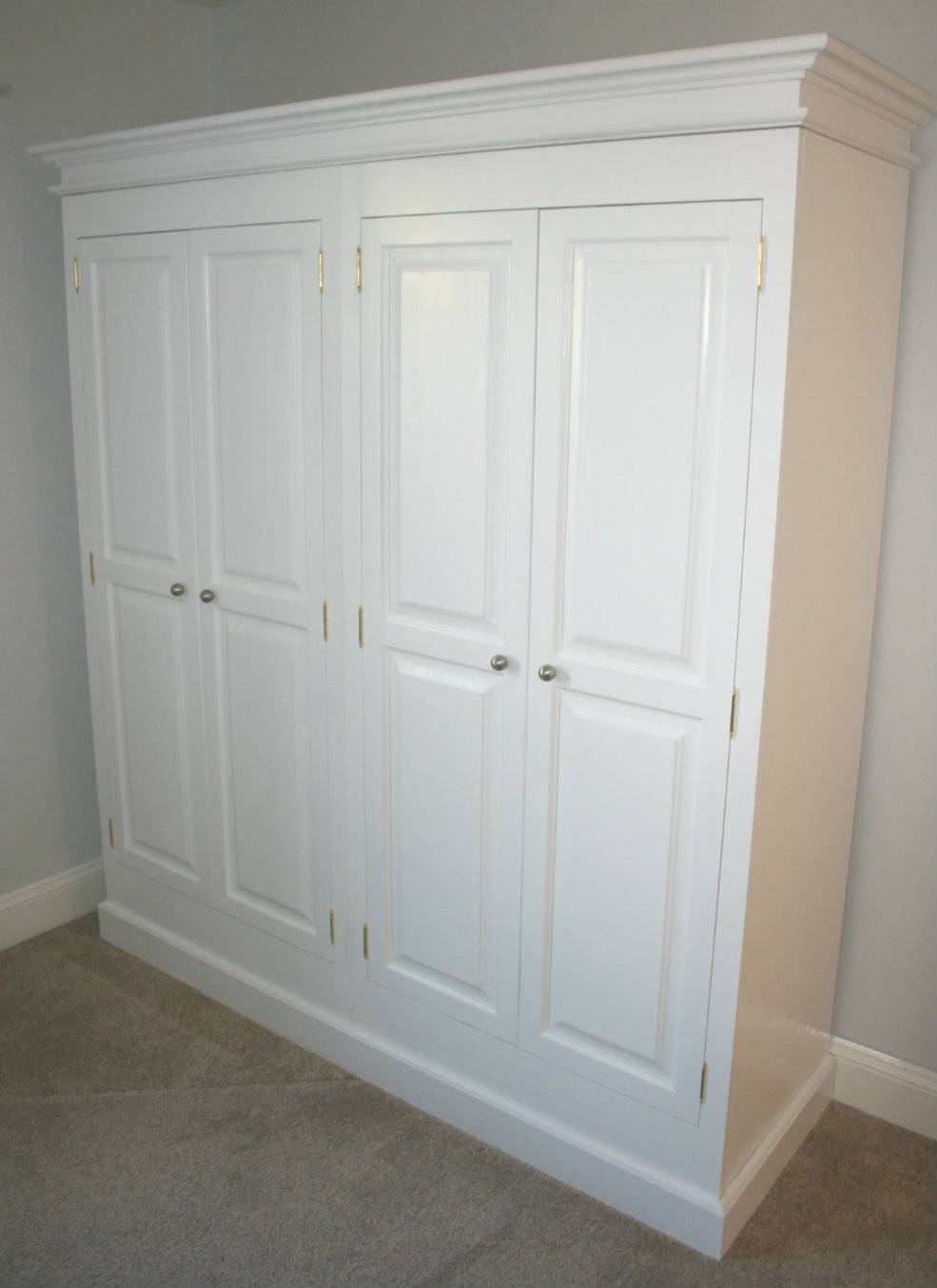 Cap Pine And Oak Furniture Intended For Double Hanging Rail Wardrobes (View 25 of 30)