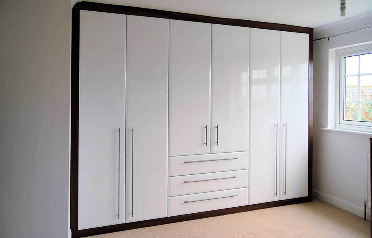 Carewood Interiart High Gloss Wardrobes | Carewood Interiart throughout High Gloss Wardrobes (Image 1 of 15)