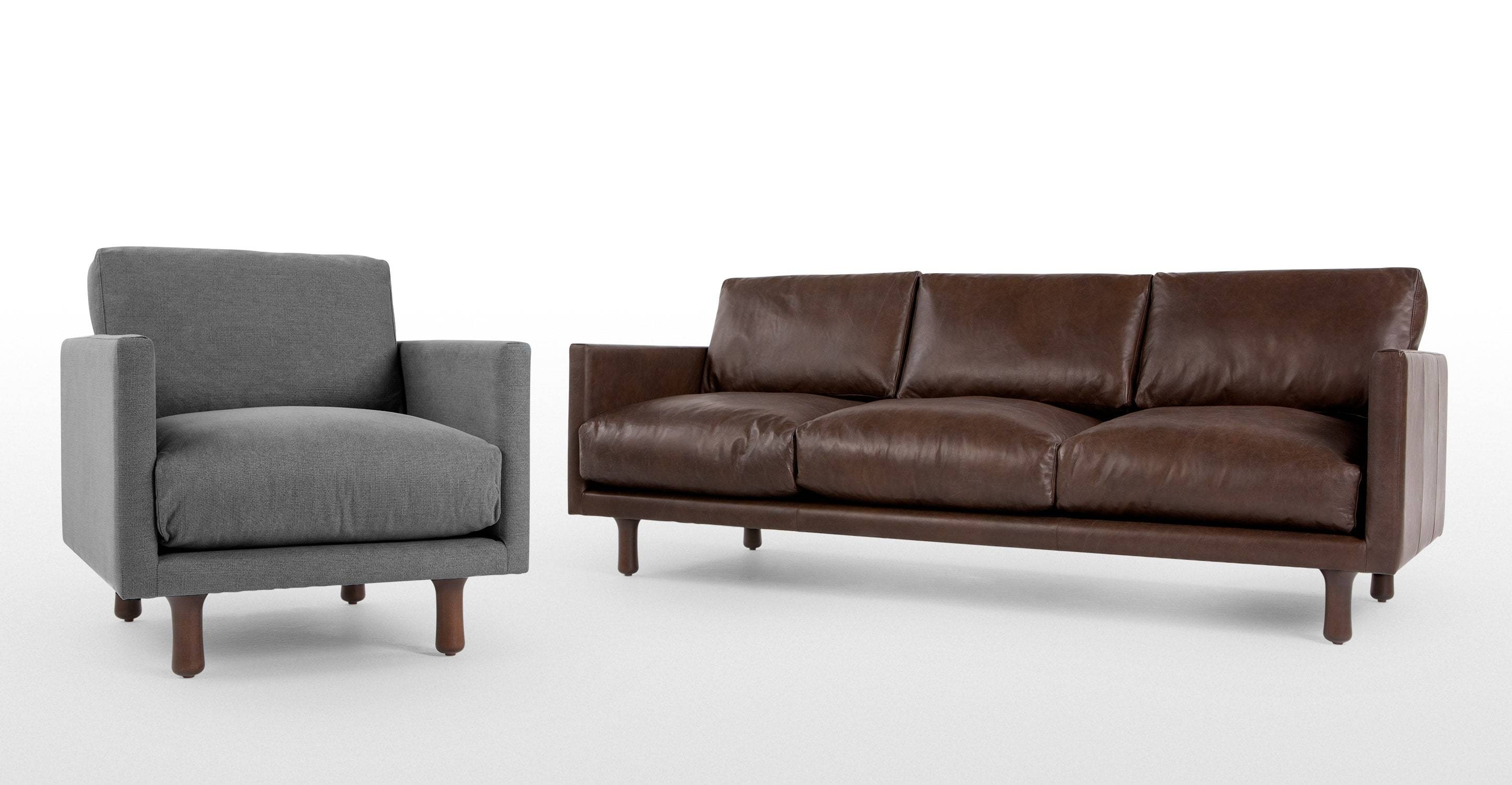 Carey Seater Sofa Vintage Brown Premium Leather Made Com Room Beds inside Vintage Leather Sofa Beds (Image 7 of 30)