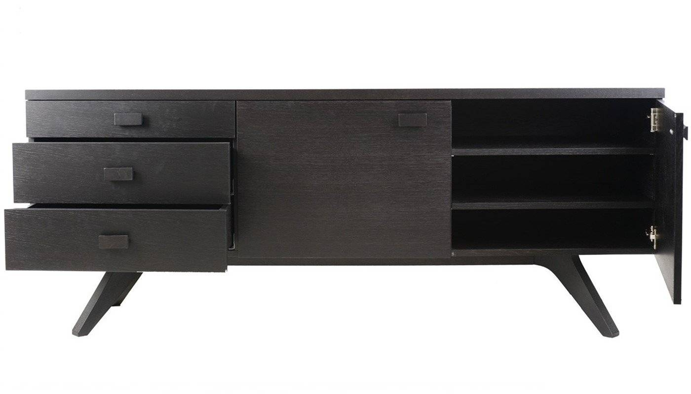 Case Matthew Hilton Cross Sideboard pertaining to Cheap Black Sideboards (Image 6 of 30)