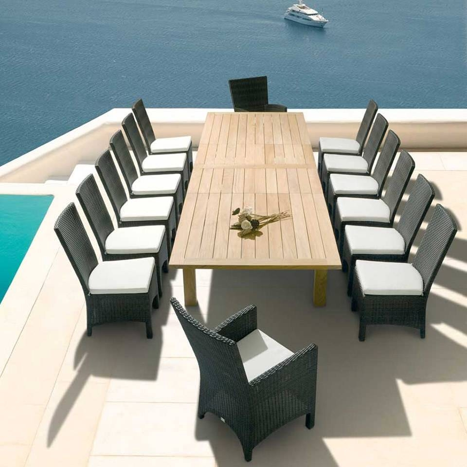 Casual Outdoor Wicker Patio Furniture | Babytimeexpo Furniture pertaining to Modern Rattan Sofas (Image 8 of 30)
