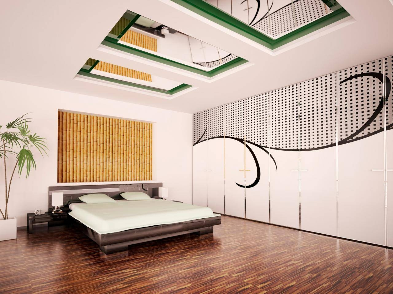 Popular Photo of Ceiling Mirrors