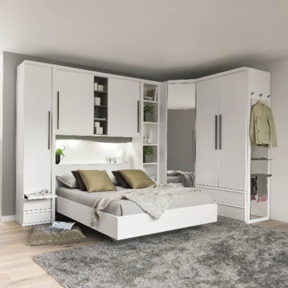 Célio Pluriel Wardrobe – Wardrobes – Bedroom Furniture | Julian Foye Throughout Over Bed Wardrobes Units (View 4 of 15)