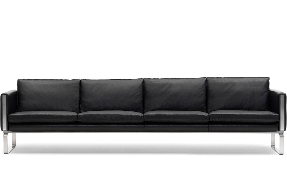 Ch104 4-Seat Sofa - Hivemodern for 4 Seat Couch (Image 7 of 30)