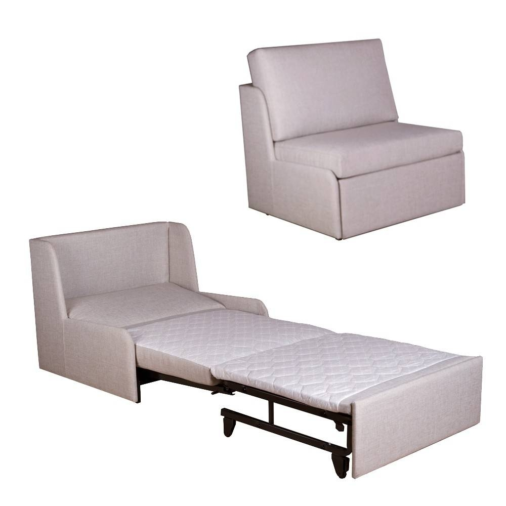 Popular Photo of Cheap Single Sofa Bed Chairs