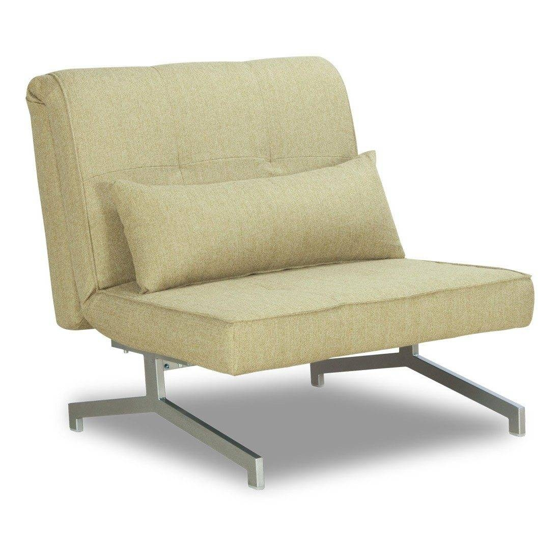 Chair Sofa Sleeper | Sofa Gallery | Kengire throughout Single Chair Sofa Beds (Image 8 of 30)