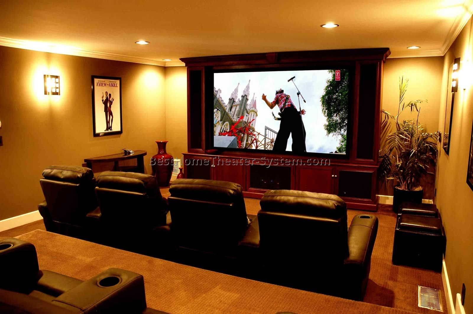 Chairs For Home Theater Room | Best Home Theater Systems | Home with regard to Theater Room Sofas (Image 2 of 30)