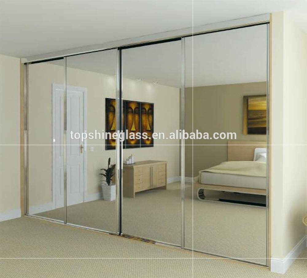Change The Beginning And The End Of Your Day With Mirrored with Mirrored Wardrobes (Image 2 of 15)