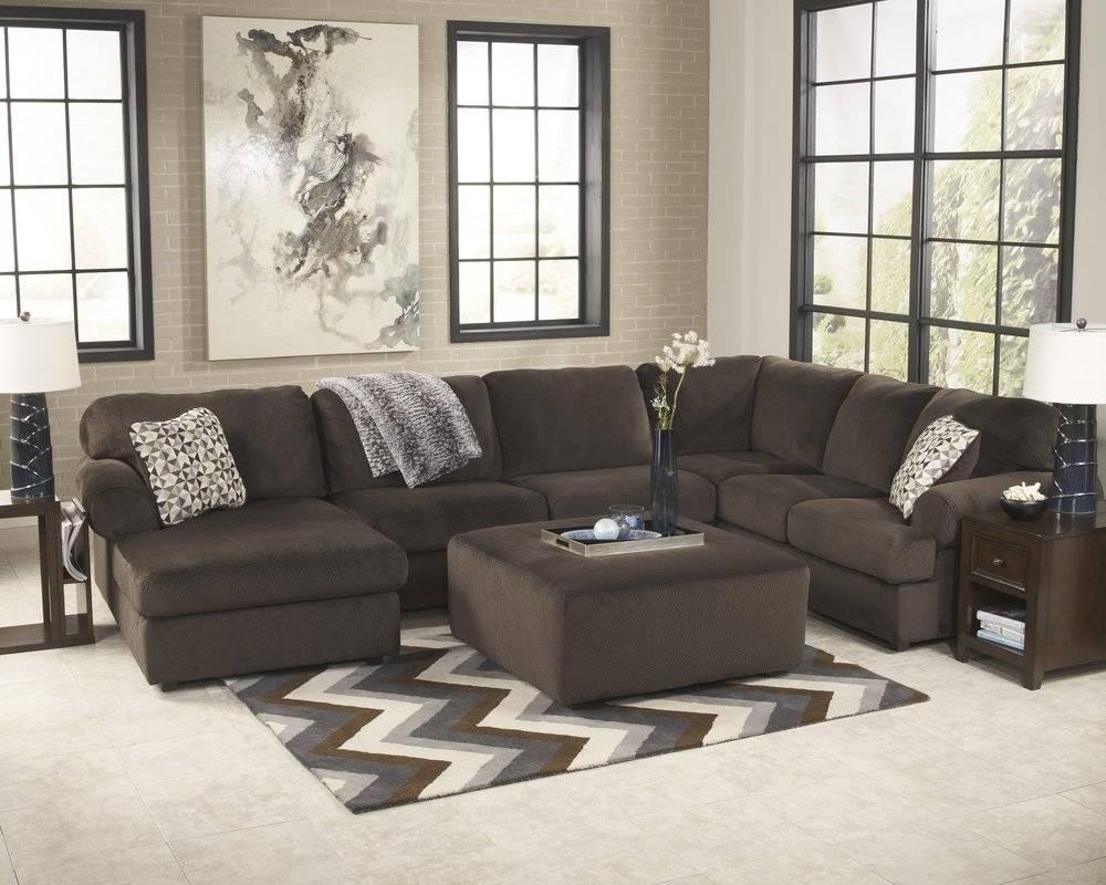 Charlton Home Erewaker Modular Sectional & Reviews | Wayfair within 6 Piece Modular Sectional Sofa (Image 10 of 30)