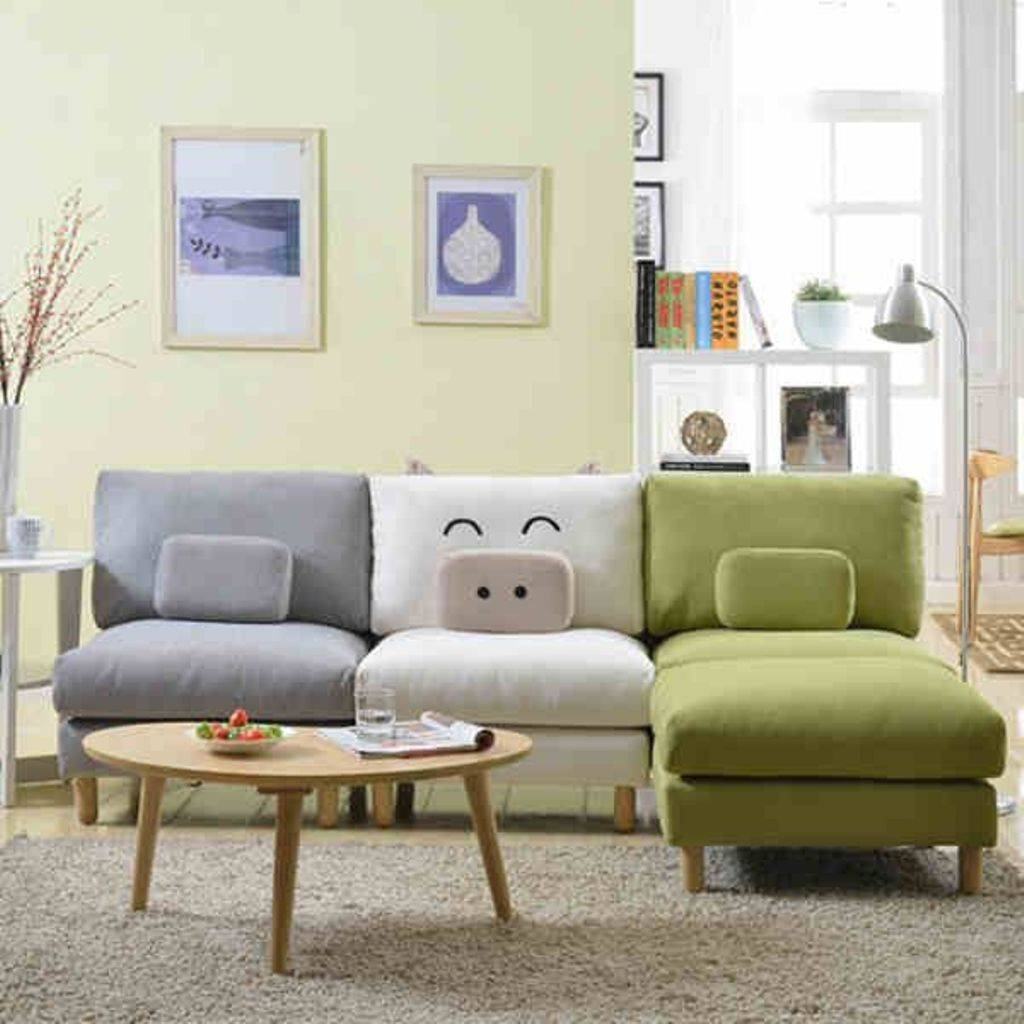 Charming Coffee Table For Sectional Sofa 40 On C Shaped Sofa For C Shaped Sofas (Photo 17 of 30)