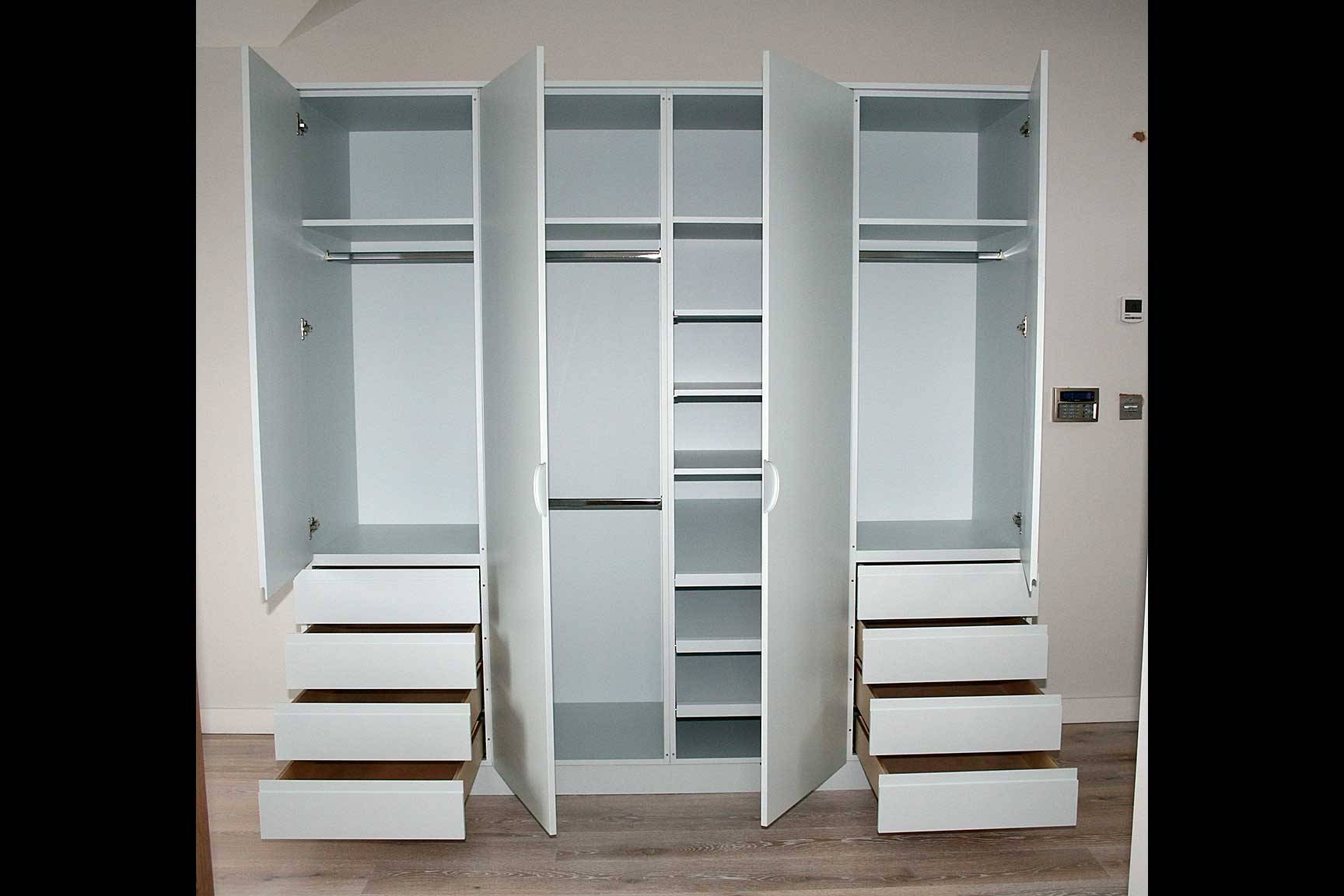 Chartwood Design Ltd - Bedrooms & Wardrobes regarding Drawers And Shelves For Wardrobes (Image 18 of 30)