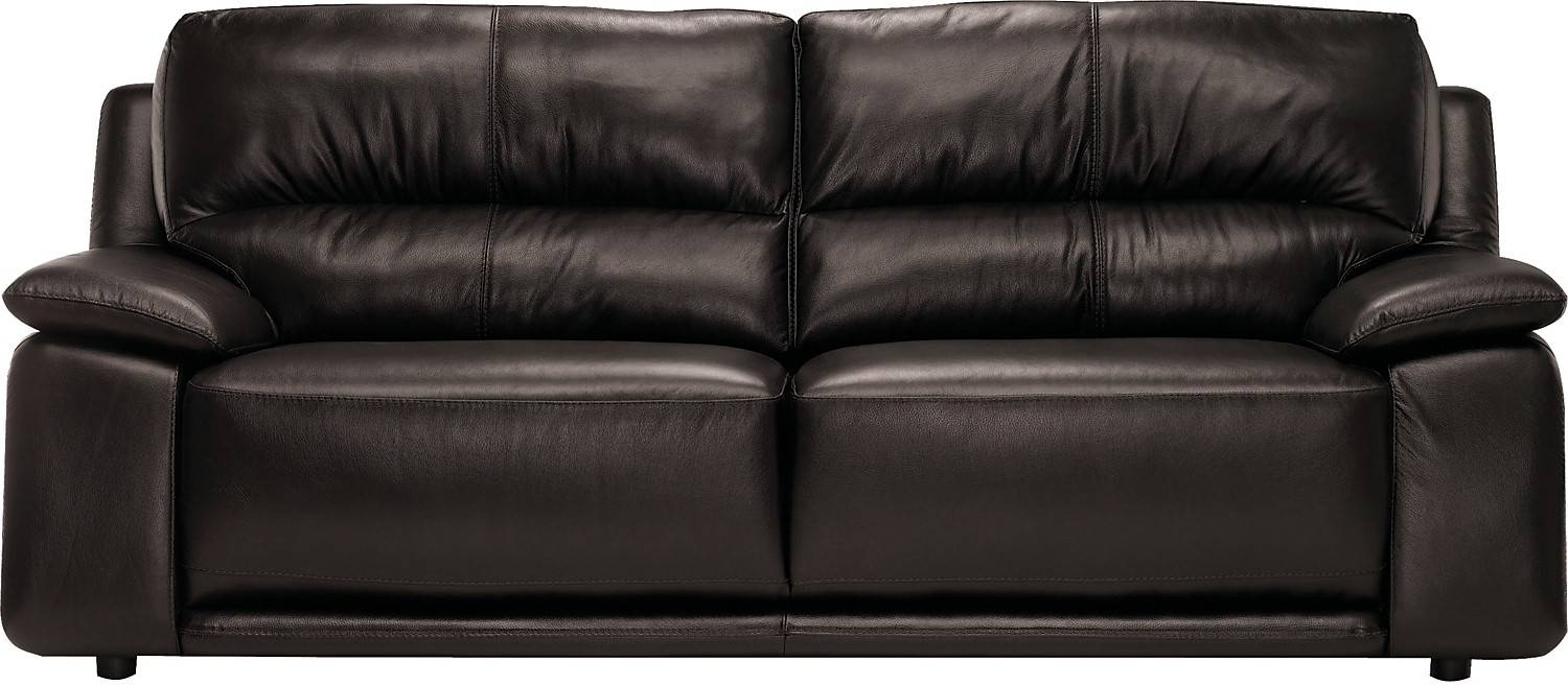 Chateau Ax Leather Sofa With Concept Hd Pictures 6680 | Kengire intended for The Brick Leather Sofa (Image 11 of 30)